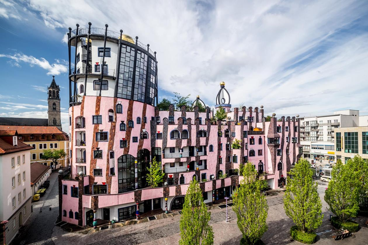 Magdeburg Architektur home grüne zitadelle magdeburg