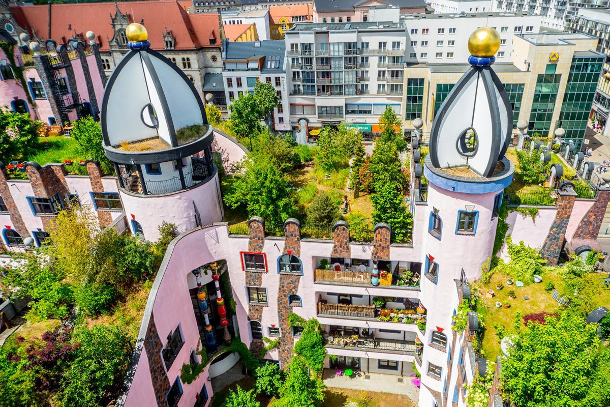 Magdeburg Architektur manifest zur grünen zitadelle magdeburg grüne zitadelle