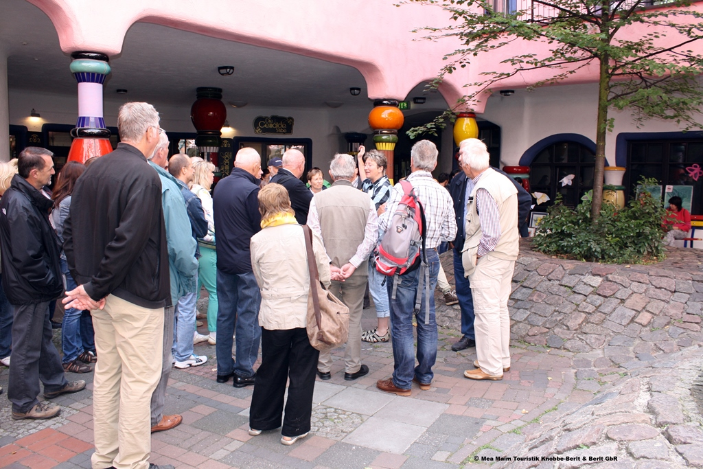 Hundertwasser Grüne Zitadelle Kultur