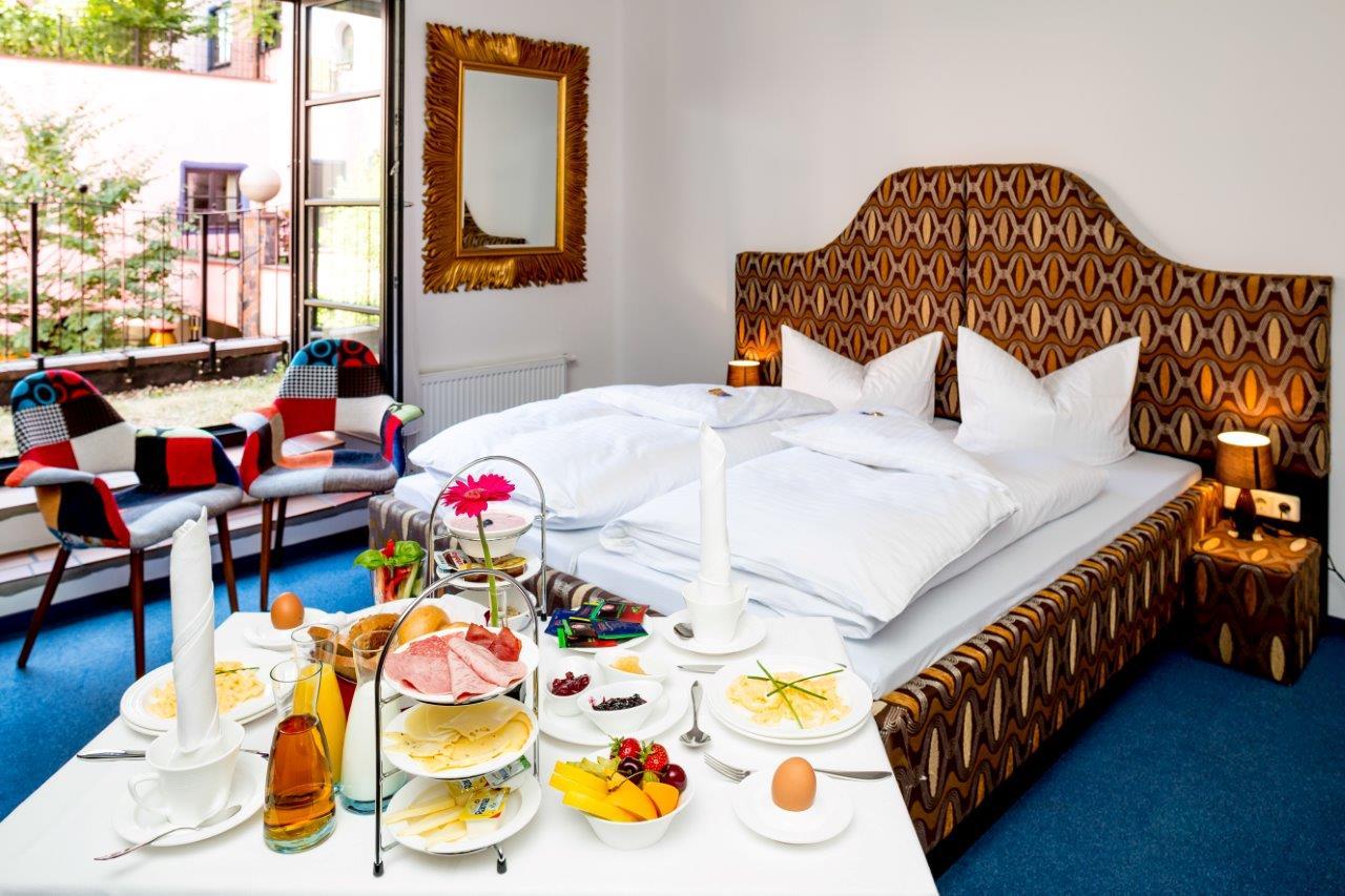 Hundertwasser Grüne Zitadelle Hotel