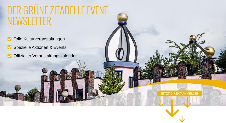 Newsletter Grüne Zitadelle